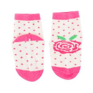 Zoochini Bella the Bunny Baby Legging & Socks Set grippy socks