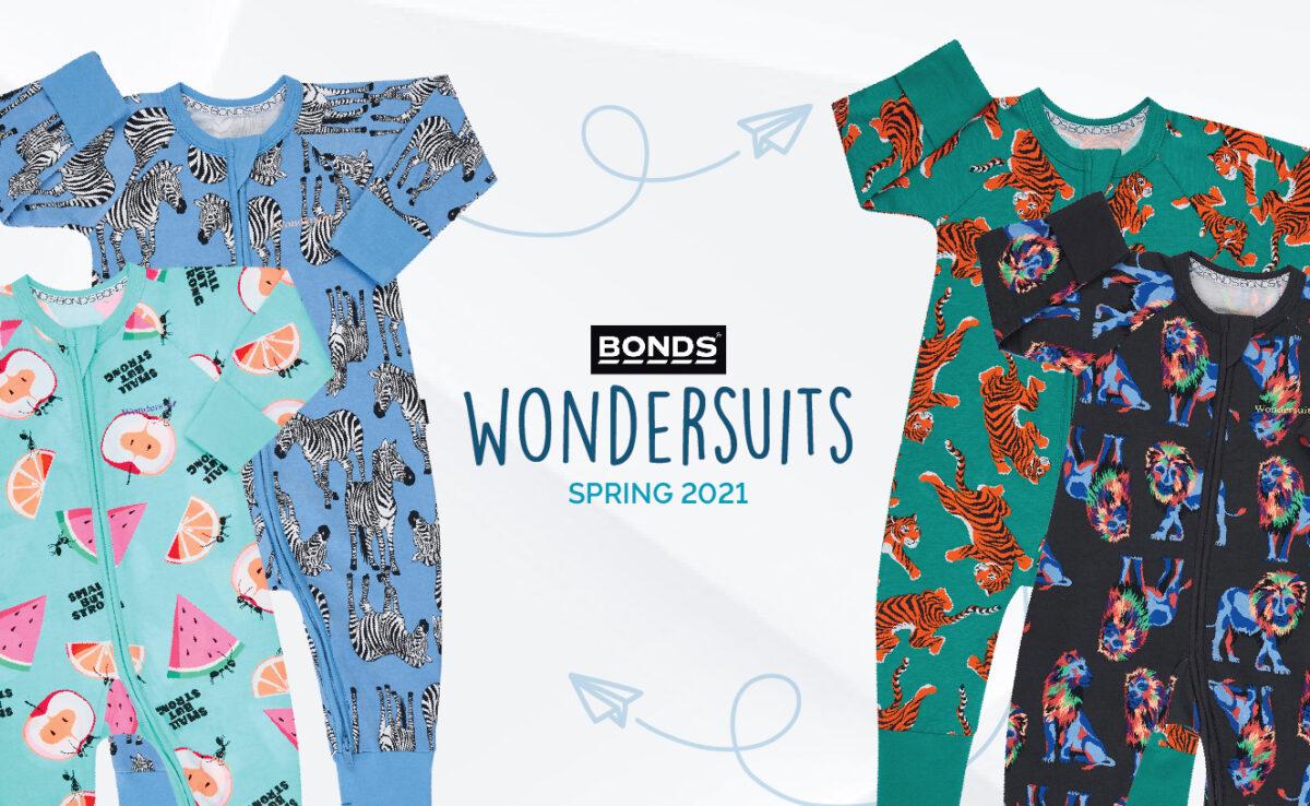 New Bonds Wondersuits At Globe Totters