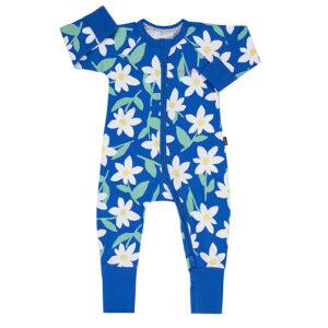 Bonds Daisy Dreaming Blue Tang Wondersuit