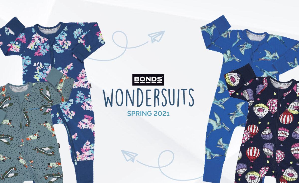 New Wonderful Wondersuits for Spring 2021