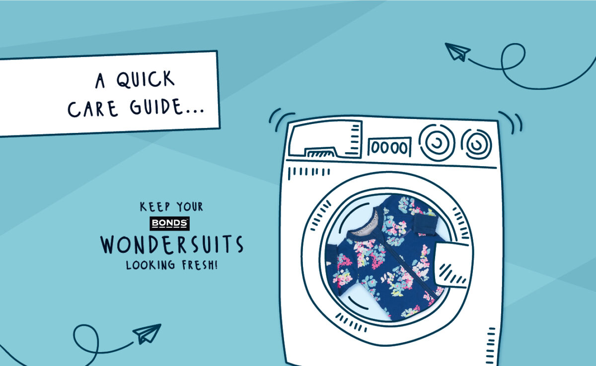 How To Keep Your Wondersuits Bright