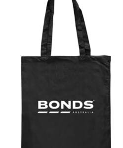 FREE Bonds Black Canvas Bag