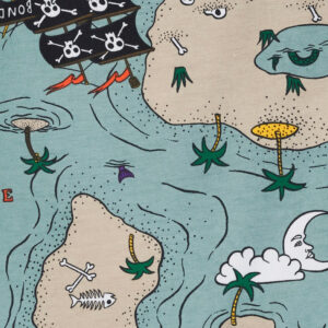 Bonds Pirate Treasure Map Stretchies Leggings
