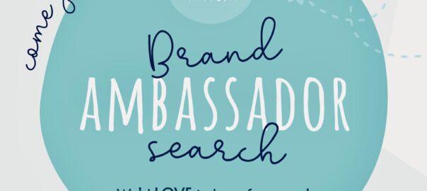 Globe Totters Brand Ambassador Search