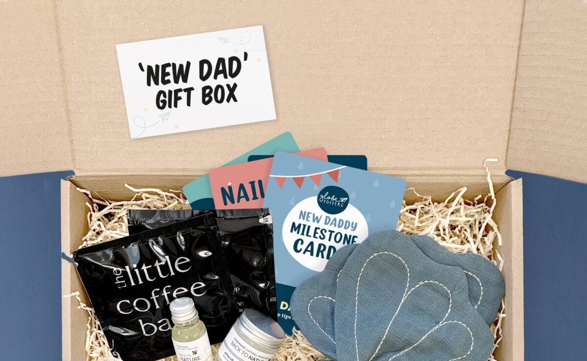 New Dad Father's Day Gift Hamper