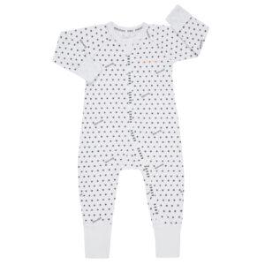 Bonds Sunshine Baby White Wondercool Wondersuit