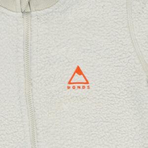 Bonds Sand Pearl Sherpa Fleece Wondersuit