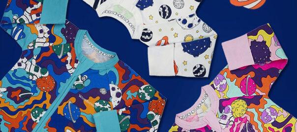 Space Astronaut Bonds Wondersuits